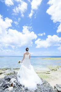 琉球hello 沖縄ビーチフォト